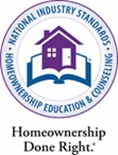 national industry standards homeownership education and counseling logo