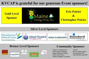 kvcap is grateful for our generous event sponsors for the 2nd annual community celebration